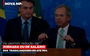 Nova Mp Vai Permitir Reducao De Jornada Ou De Salarios - Contabilidade em São Paulo | ECONSA Contabilidade e Gestão Empresarial