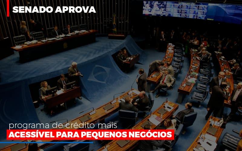 Senado Aprova Programa De Credito Mais Acessivel Para Pequenos Negocios - Contabilidade em São Paulo   ECONSA Contabilidade e Gestão Empresarial